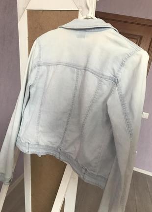 Джинсовая курточка5 фото