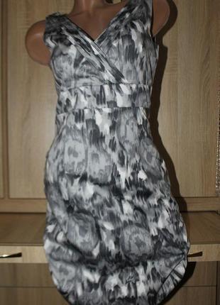 Красивое летнее миди-платье от h&m