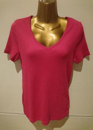 Новая футболочка женская розовая