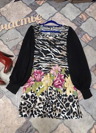 Красивое платье, размер l