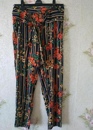 Стильные женские штаны zara # женские брюки zara