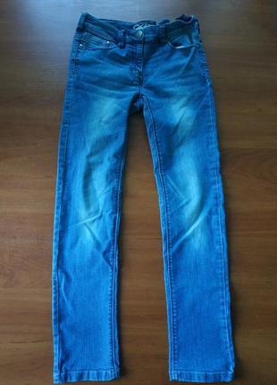 Зауженные джинсы на девочку 11 лет