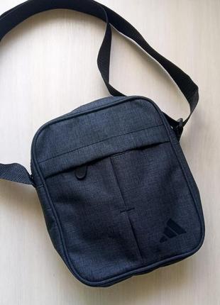Мужская сумка на плечо планшетка