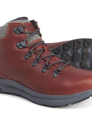 Теплые непромокаемые мембранные ботинки merrell ontario thermo  winter waterproof оригинал