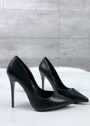 Туфли =style= черные