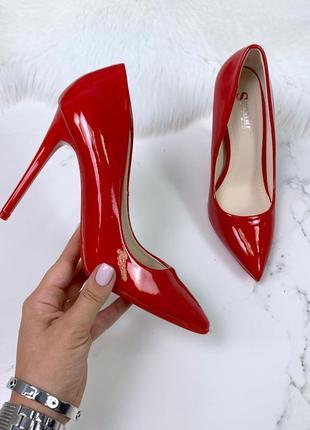 Шикарные красные туфли =see_star=