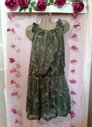 Потрясающее платье, туника biaggini, на m - l