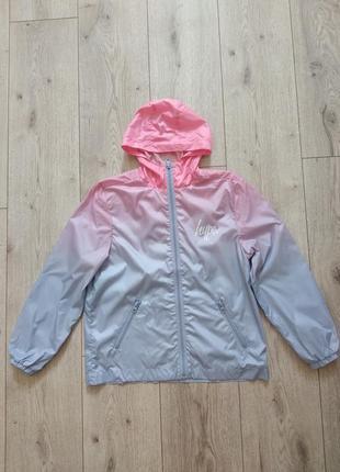 Куртка вітровка hype 7 років