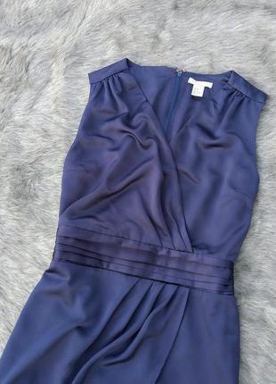 Платье с имитацией запаха h&m2 фото