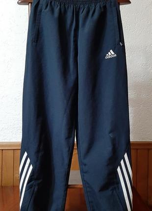 Спортивні штани adidas на 11-12-13 р 152 см 30/32