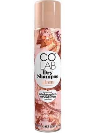 Сухой шампунь для волос с ароматом сандалового дерева