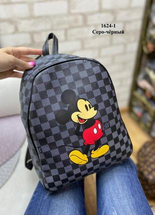 Новый рюкзак микки-маус