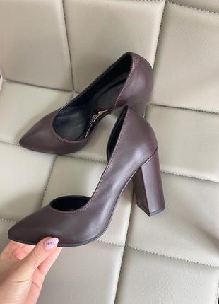 Туфли туфлi кожані кожа  кожаные италия