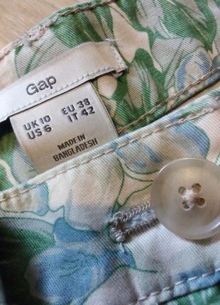 Брендовые шорты натуральный состав gap