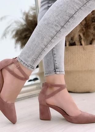 Новинка туфли