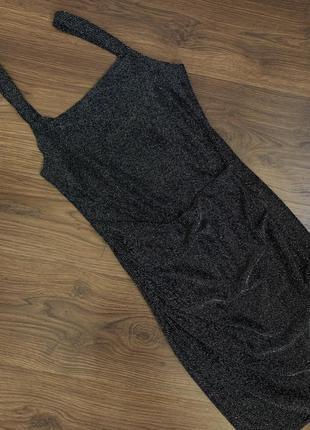 Яркое платье bershka🤩