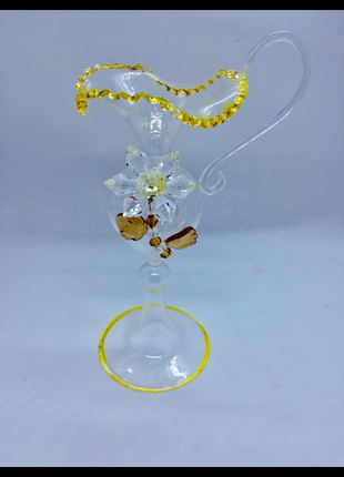 Италия муранское стекло кувшин кувшинчик диффузор