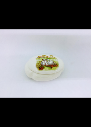 Limoges лимож франция фарфоровая шкатулка