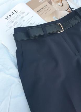 Разгружаю гардероб классические  брюки темно-синие