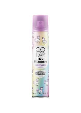 Сухий шампунь dry shampoo unicorn colab