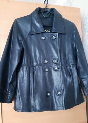 Продам шкіряні ексклюзивну куртку
