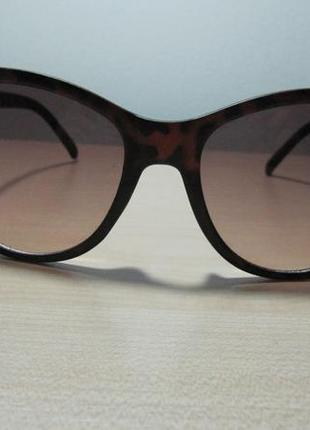 Очки солнцезащитные женские коричневые стекла