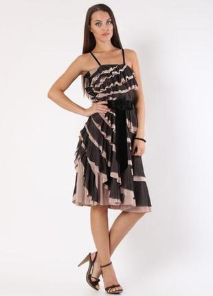 Дизайнерское платье от sonya scandal на 44 размер. распродажа !