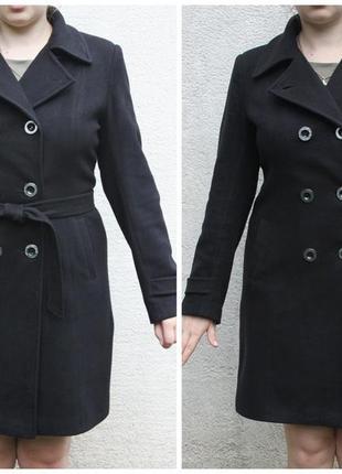 Пальто осень / весна черное