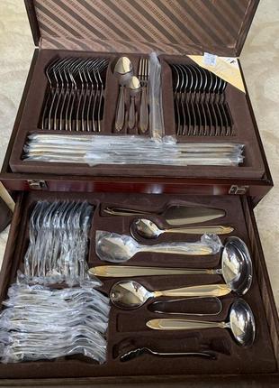 Набор столових предметов (72 предмета)