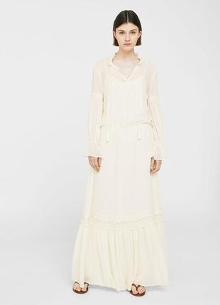 Платье mango - размер xs