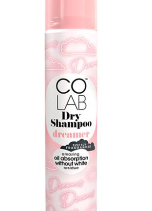 Colab dreamer dry shampoo - сухой шампунь для волос с ароматом хлопка и мускуса
