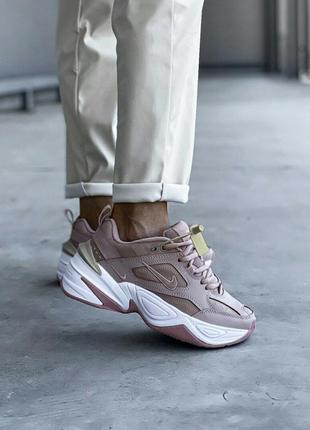 Шикарные кроссовки nike m2k tekno кросівки