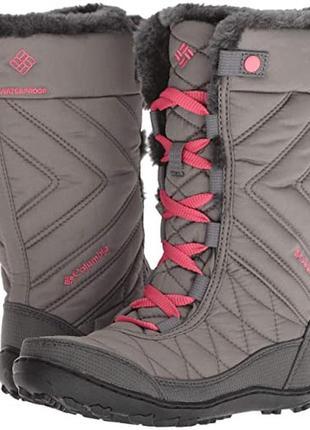Зимние сапоги columbia omni-heat us3 eur34 ст 23
