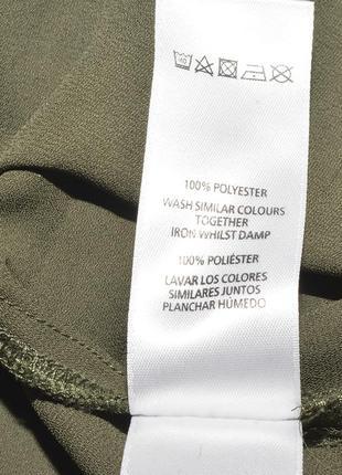 Асимметричная блуза рубашка atmosphere3 фото