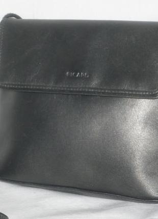 Picard оригинал номер маленькая вместительная кожаная сумка кроссбоди шкіряна сумка