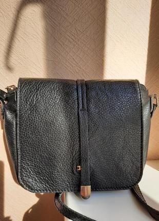 Borse in pelle кожаная сумка кроссбоди