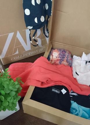 Комплект 500 грн за 10 вещей брендовая одежда zara, h&m, pull&bear