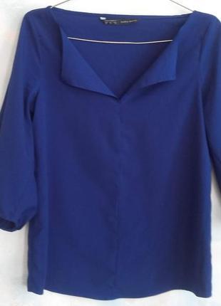 Стильная рубашка zara basic