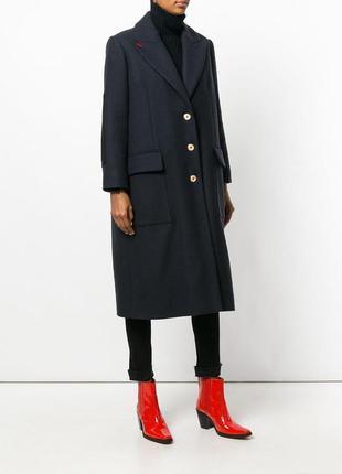 Новое шерстяное пальто zadig & voltaire оригинал утеплённое премиум
