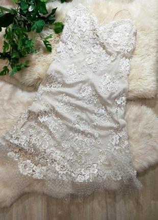 Дизайнерское платье от elie saab