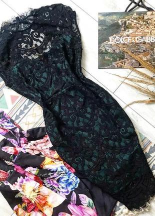 Красивое гипюровое, кружевное, вечернеее платье миди /кружево, гипюр