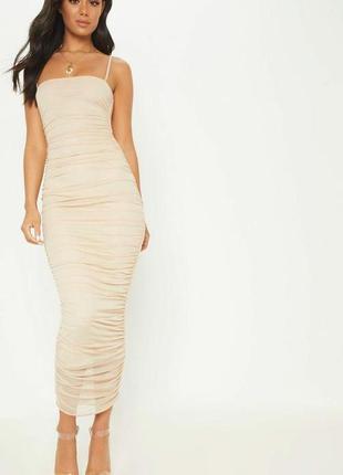 🌿 сукня міді prettylittlething