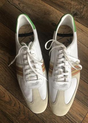Шикарные стильные туфли известного английского модельера p.smith.