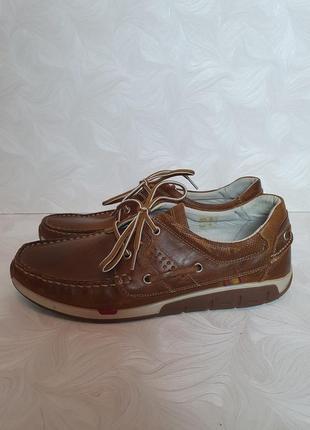 Кожаные туфли go soft, р. 43