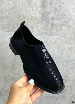 Туфли eva черные