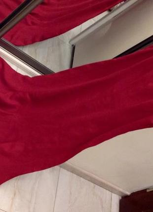 Плаття льон брендове max mara weekend 100% linen burgundy dress   оригінал
