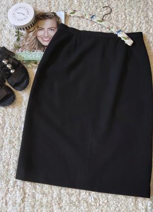 Базовая юбка миди