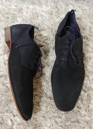 Туфлі flo від minelli нат.замш р.42.
