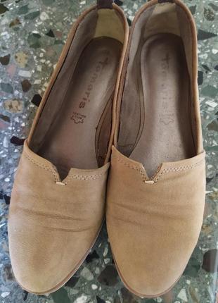Туфлі 38 розмір бренд tamaris