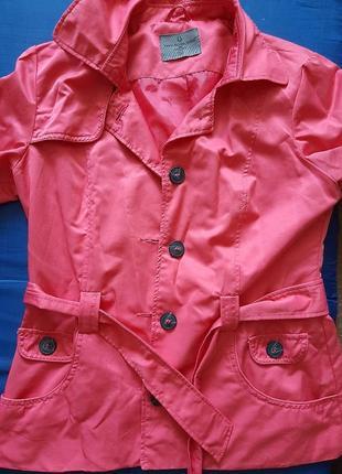 Тренч пиджак